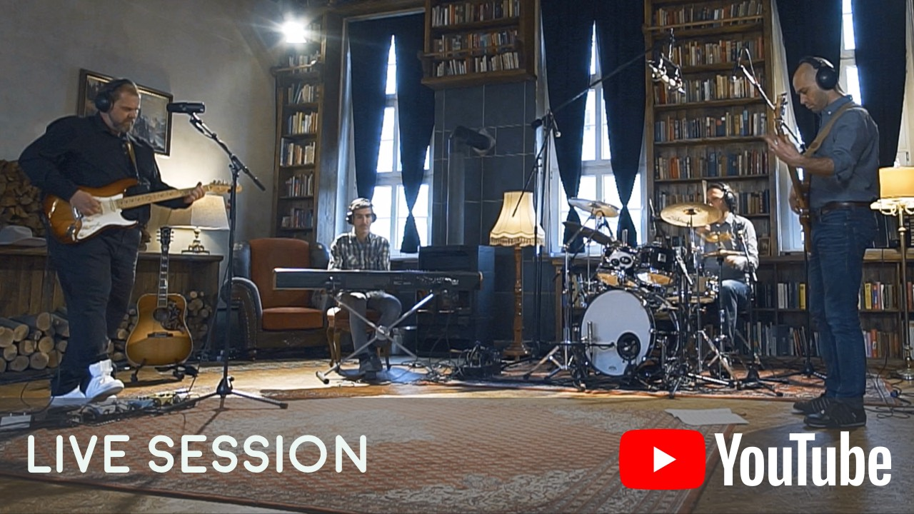 KARO NERO - Live Session Higlights bei YouTube